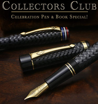 Celebration Pens -- Churchill and Wellington