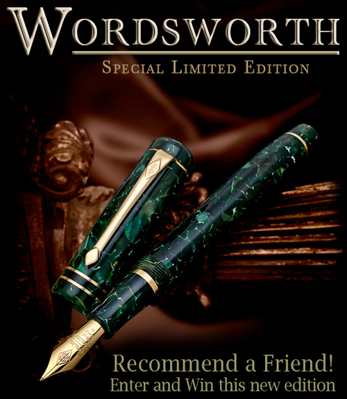 Conway Stewart Wordsworth Special Limited Edition