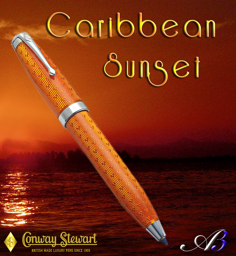Image of Argent Blue Caribbean Sunset