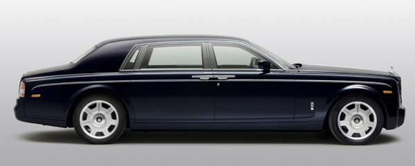 Image of Rolls Royce Phantom Sapphire Collection