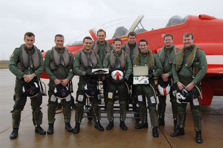 Image of Red Arrows Exclusive by Conway Stewart