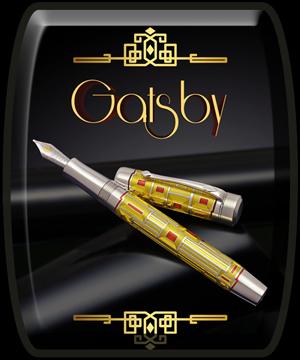 Conway Stewart Limited Edition Gatsby
