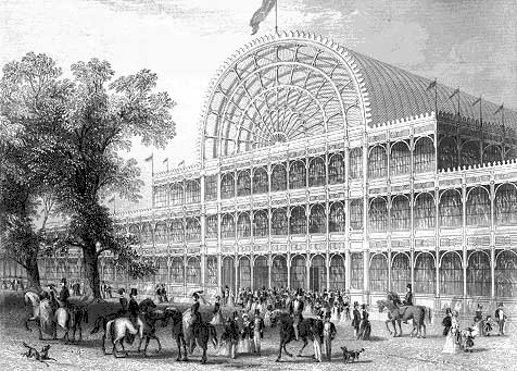 Image of the Crystal Palace building