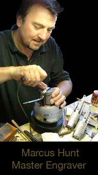 Image of Marcus Hunt, Master Engraver