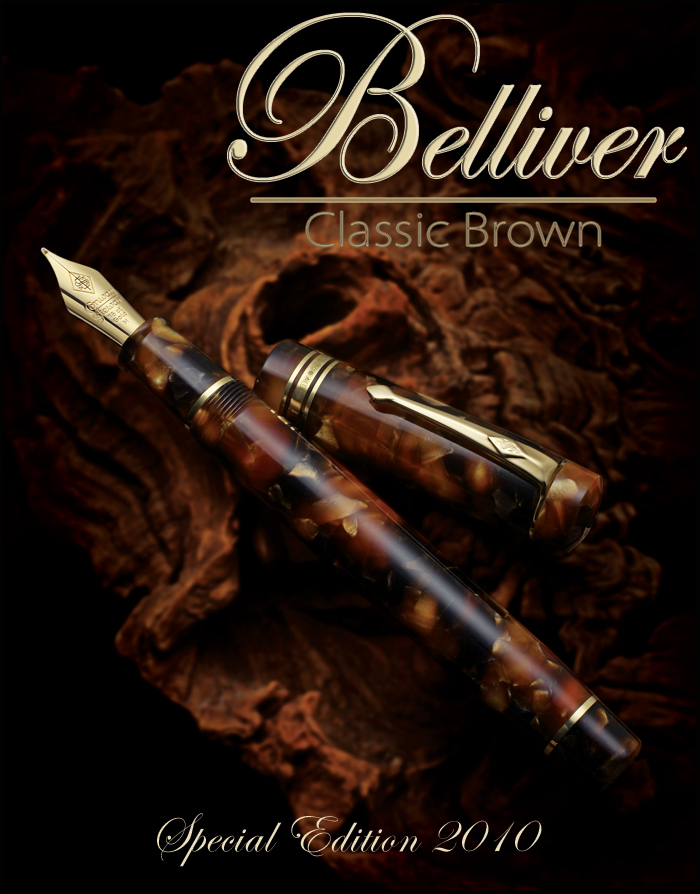 Belliver in Classic Brown