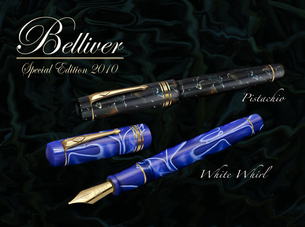 Belliver Special Edition pens