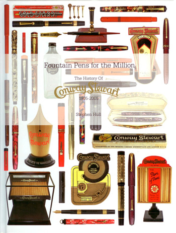 Conway Stewart  'Fountain Pens for the Million'