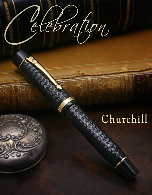 Celebration Churchill Limited Edition