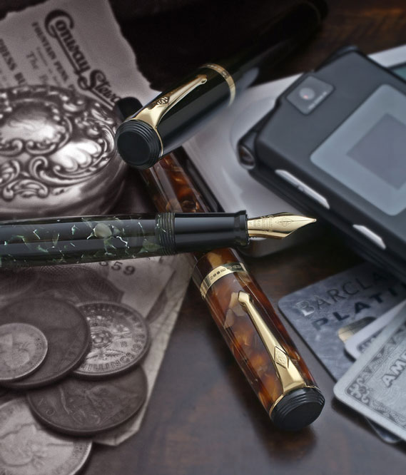Image of Conway Stewart Centenary Collector's pen group