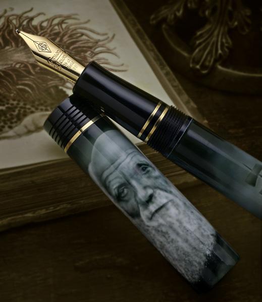 Image of Darwin pen