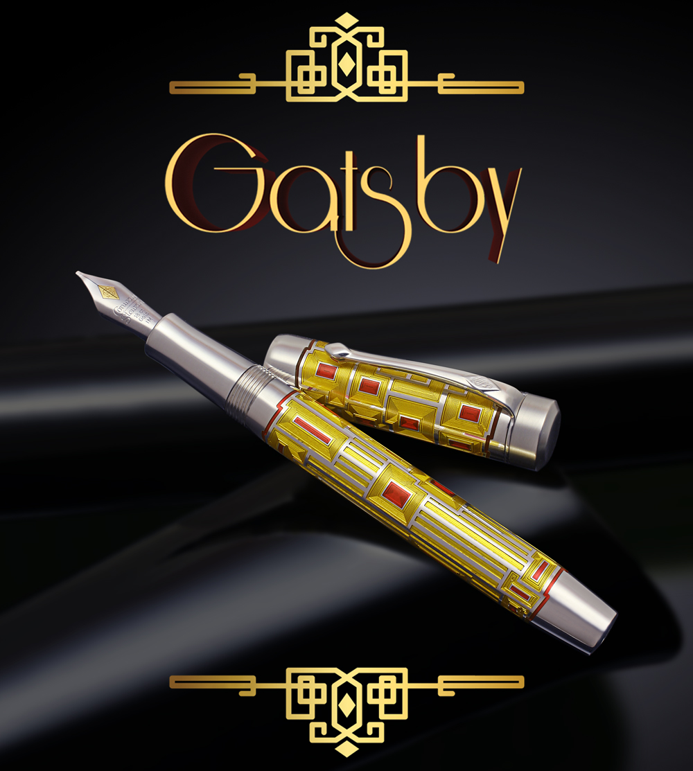 Image  of Conway Stewart Gatsby Limited Edition