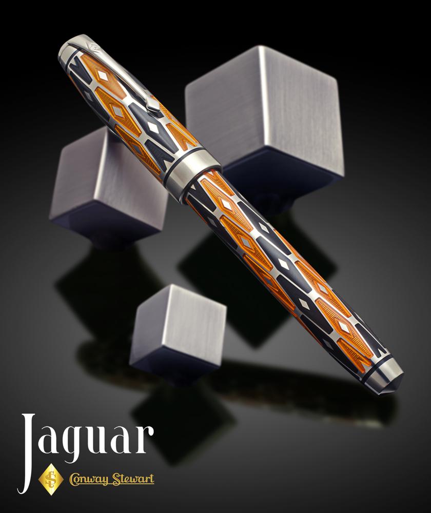 Conway Stewart Jaguar Limited Edition