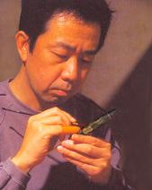 Image of artist Mr. Koichiro Okazaki