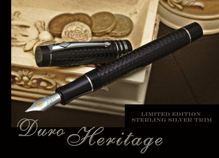 Image of Duro Heritage with Silver Trim