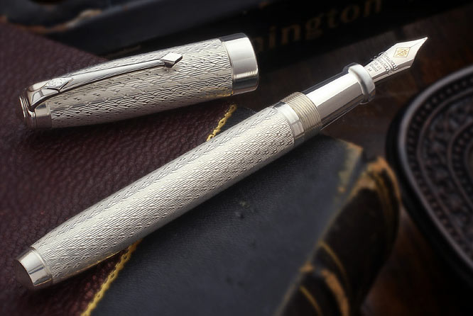 Image of Conway Stewart Icon Model 100 series voted as Best Pen Brand Icon 2006