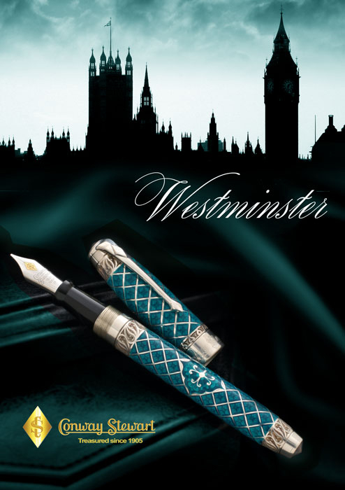 Image of Conway Stewart Elegance Special Edition Westminster