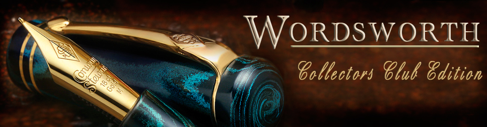 Image of Wordsworth Collectors Club Blue Ripple Special Edition