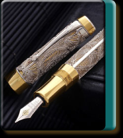 Conway Stewart Arabian Nights limited edition fountain pen