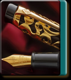 Conway Stewart Centenary Overlay limited edition fountain pen
