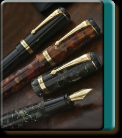 Conway Stewart Centenary Collectors limited edition fountain pen