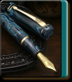 Collectors Club Blue Ripple