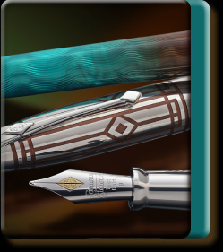 Elements Earth pen
