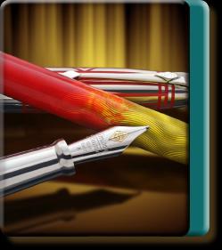 Elements Fire pen