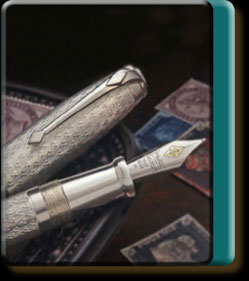Conway Stewart Icon limited edition fountain pen