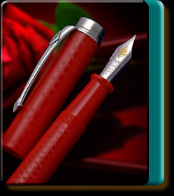 Conway Stewart Valentines Limited Edition fountain pen