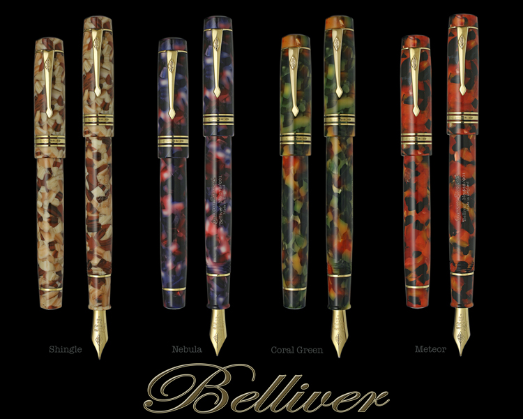 Conway Stewart  Belliver series