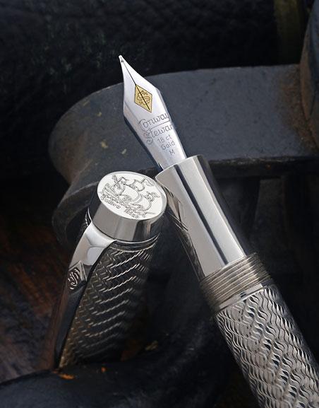 Image of Conway Stewart Drake fountain pen