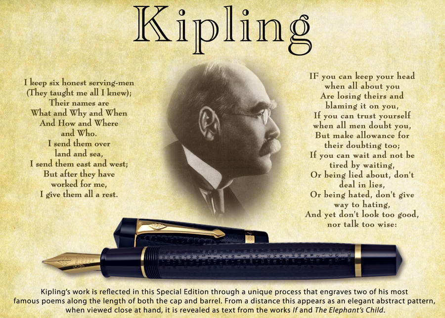 Conway Stewart  Kipling