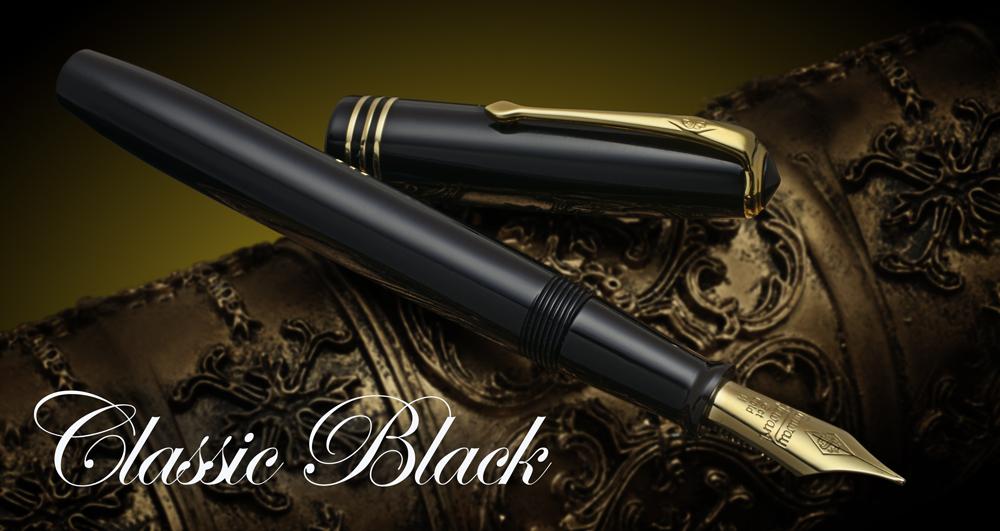 Conway Stewart Classic Black Model 58