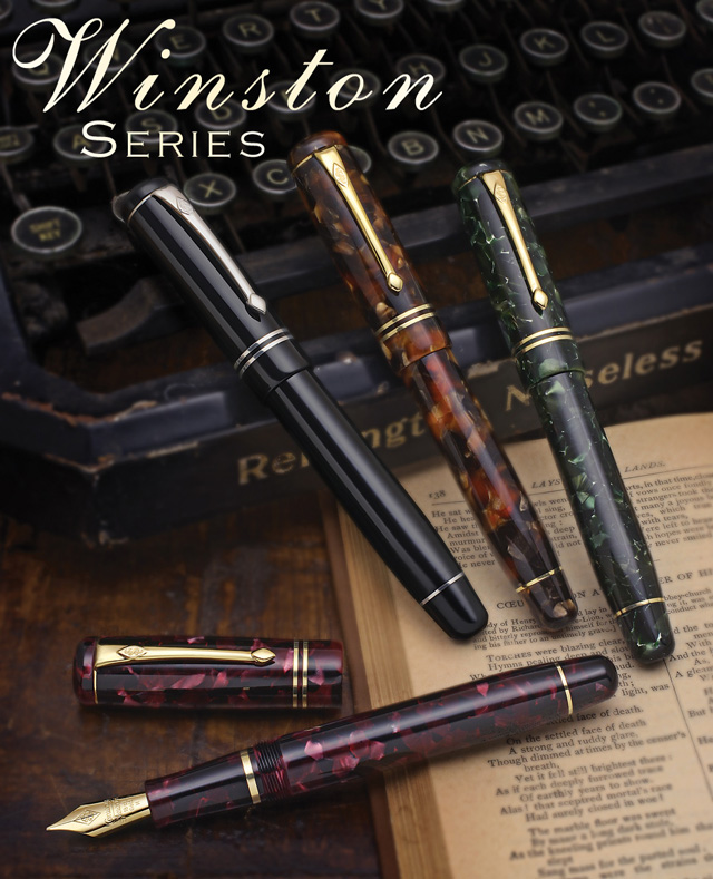 Click Here to View the Complete Winston Series