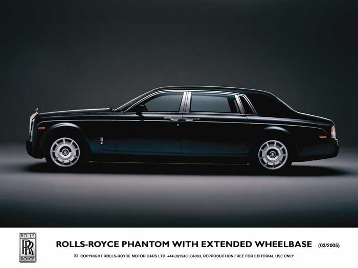 Image of Rolls Royce Exclusive from Conway Stewart