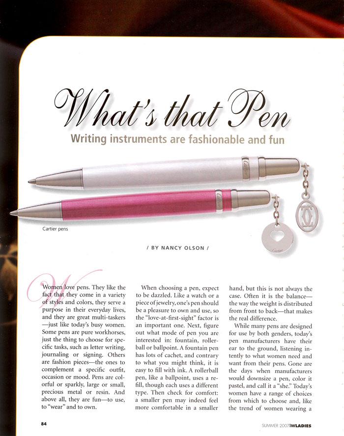 I W Ladies page 84