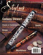 Stylus cover