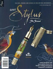 Stylus Pen Annual cover